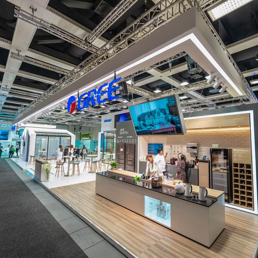 2018年德国柏林beplay体育官方下载电子消费品展览会(IFA)