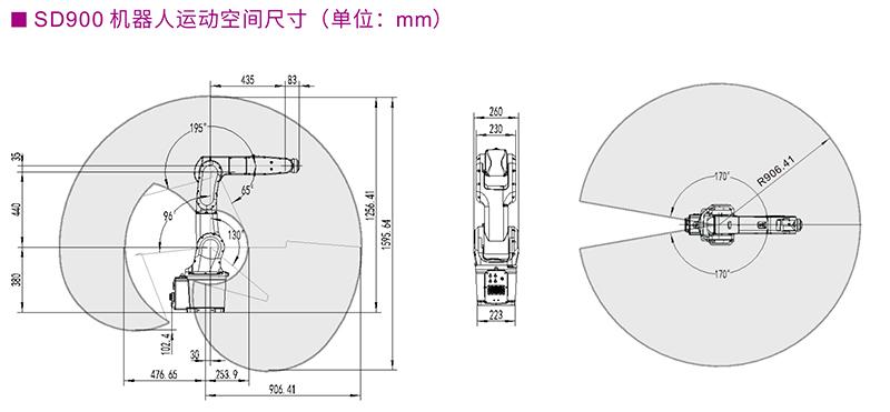众为兴六轴机器人SD900