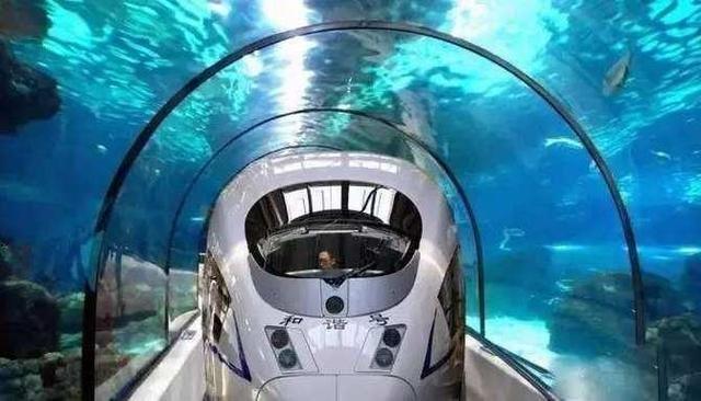 时事论坛 甬舟铁路要造国内首条海底高铁隧道!