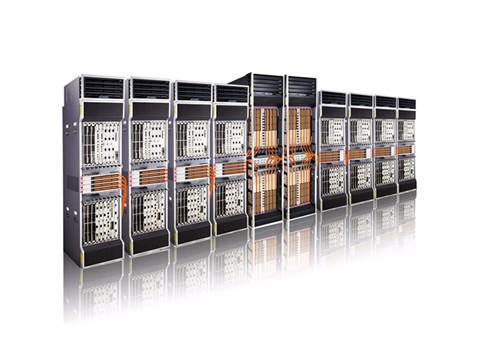 Huawei NetEngine5000E 集群路由器