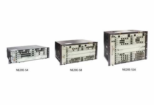 Huawei NetEngine 20E-S 系列综合业务承载路由器