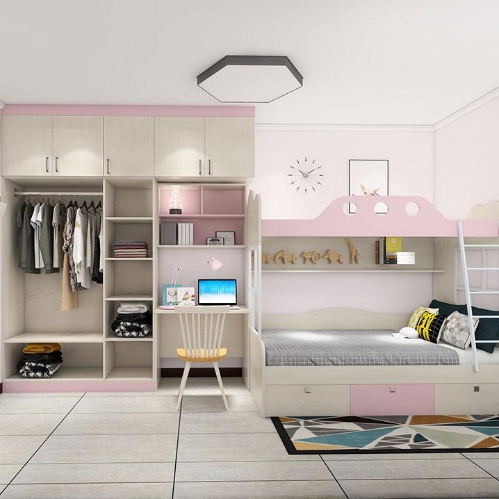 浪漫女孩房 公主的卧室