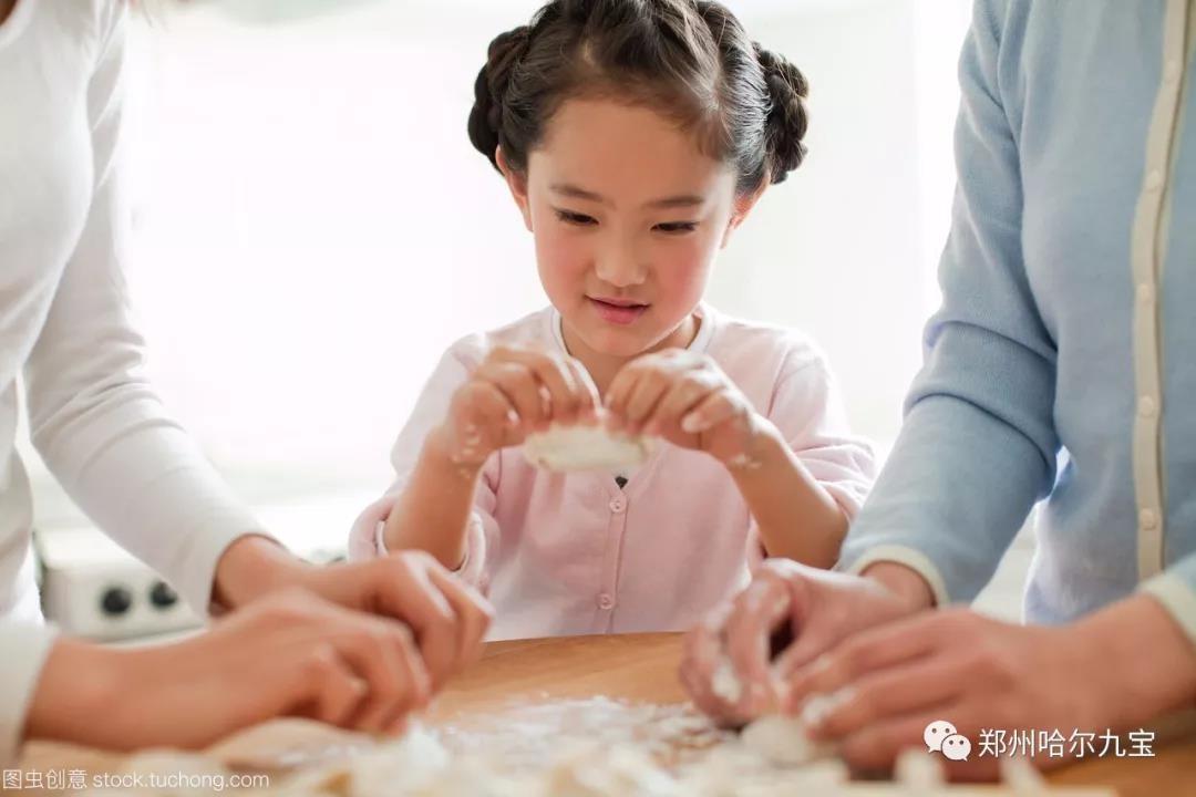 情暖冬至,哈尔优发娱乐电脑版邀您参加花样饺子家庭争霸赛
