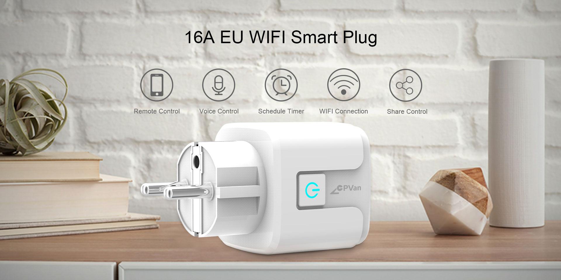 EU Smart Plug