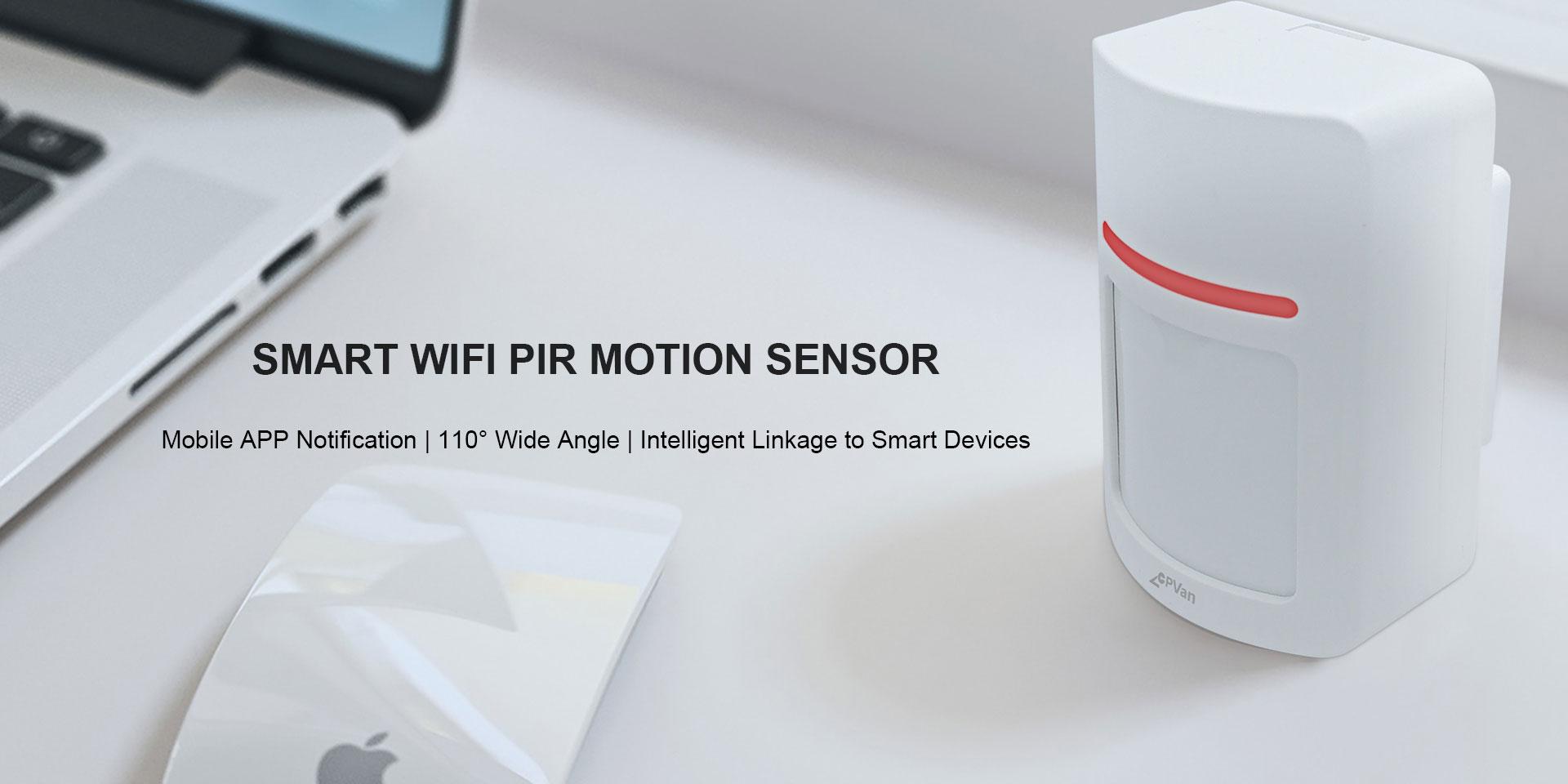 WIFI Motion Sensor
