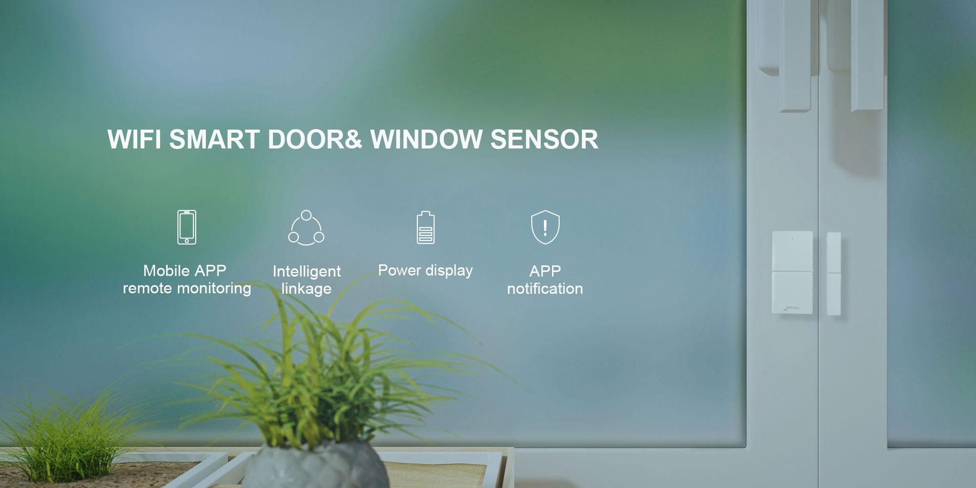 WIFI Door Sensor
