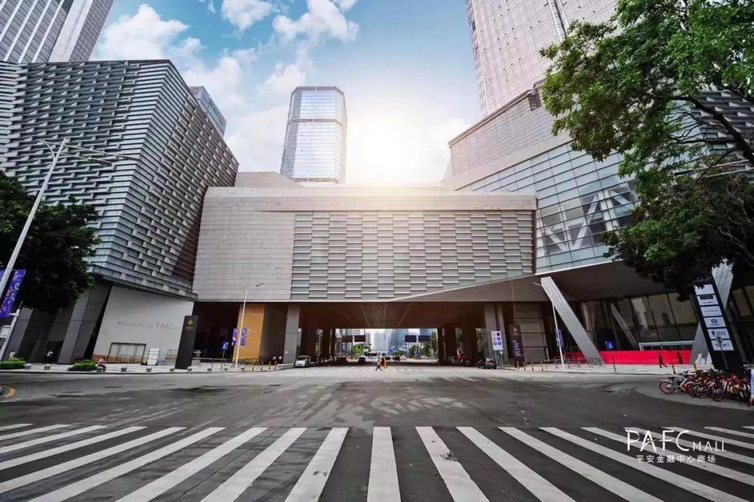 城市之巅!深圳PAFC Mall将于2019年12月正式开业