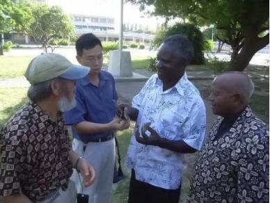 致敬国际药用菌之父——张树庭教授