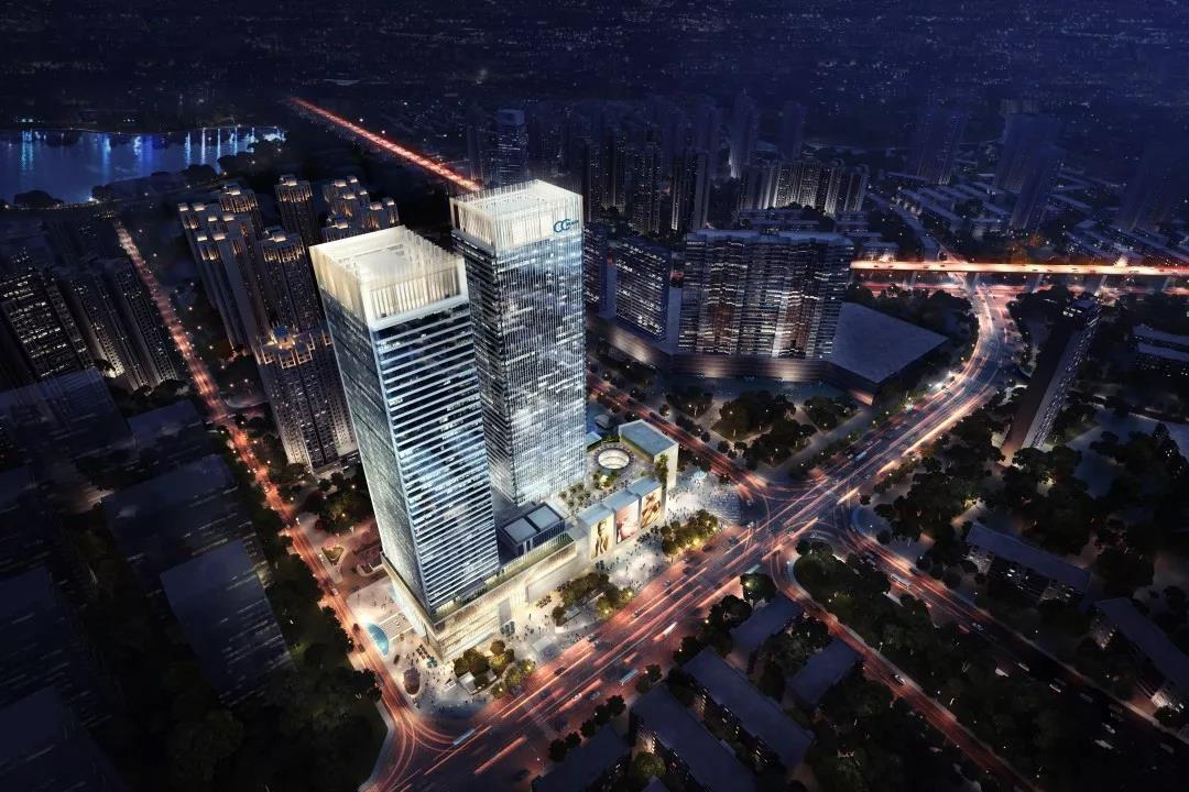 迅达电梯+中港置业:首次携手,打造高端城市经济综合体