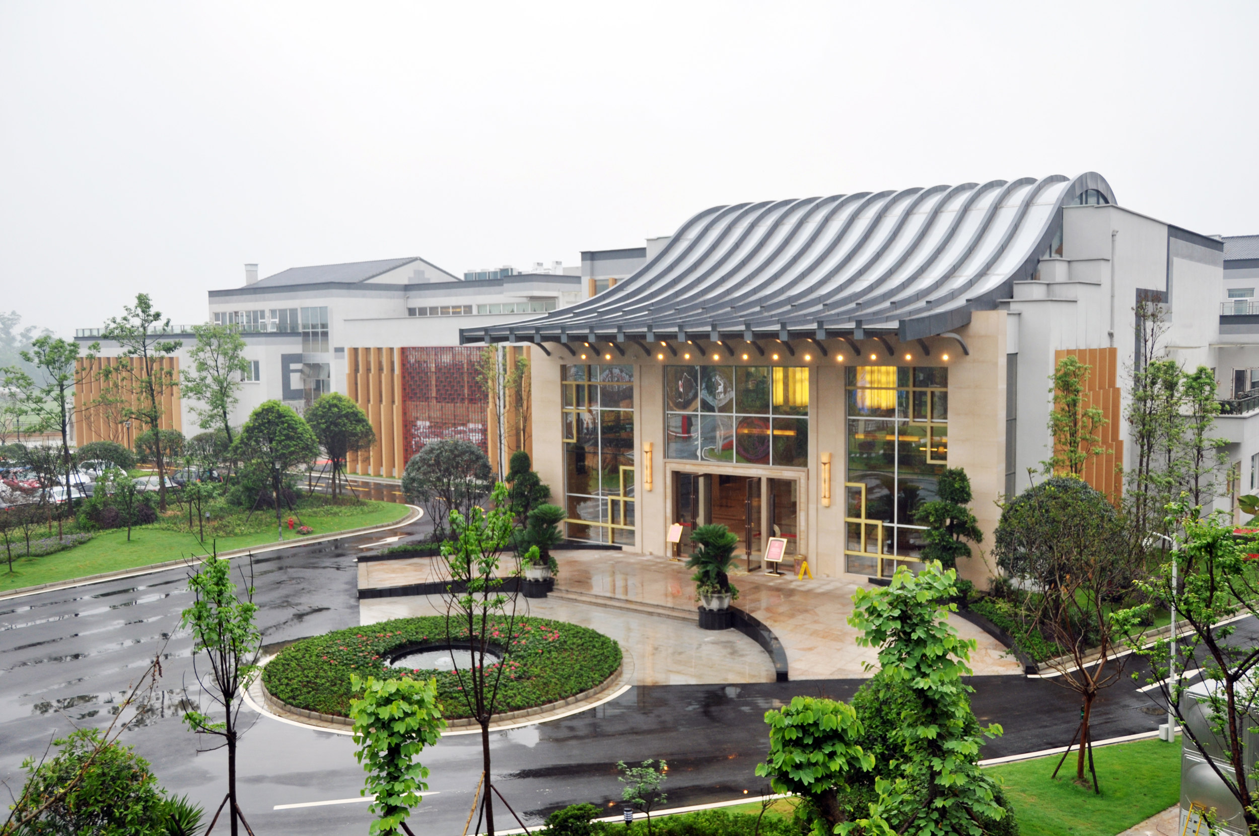 黄龙溪欣瑞大酒店