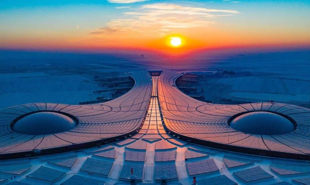 海缔力助力新世界第七奇迹:北京大兴国际机场