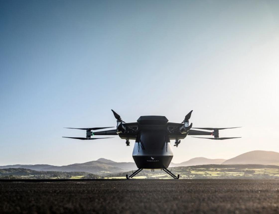 垂直航空航天公司公布Seraph新型eVTOL飞行视频