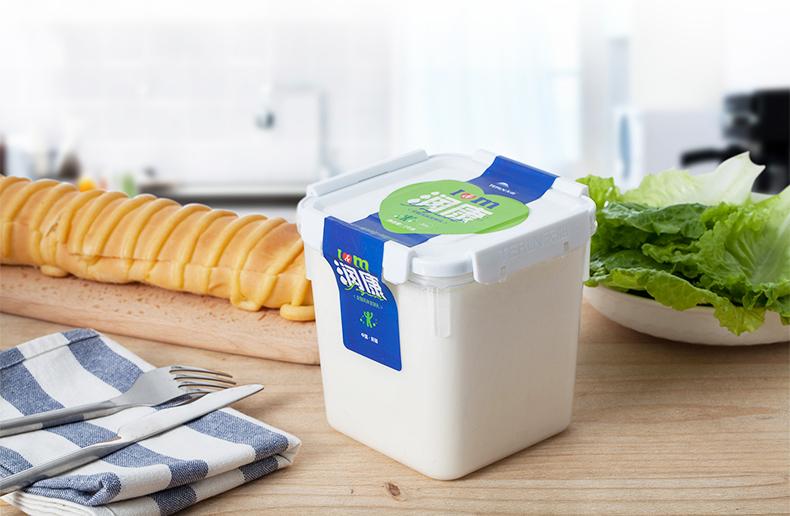 原味浓缩桶装酸奶