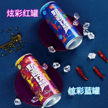 炫彩罐礼盒装整箱酸奶乳酸菌饮料饮品非啤酒