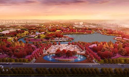 金安未来城市公园景观规划设计