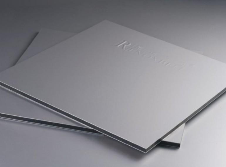 铝塑复合板的特性与规格简介-【设易空间设计】