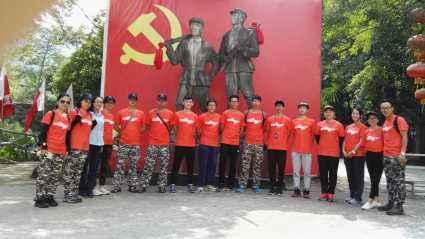 3篇红色爱国主题拓展团建活动总结