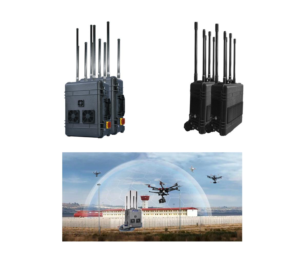 便携式频率干扰系统SKYSEA-K30