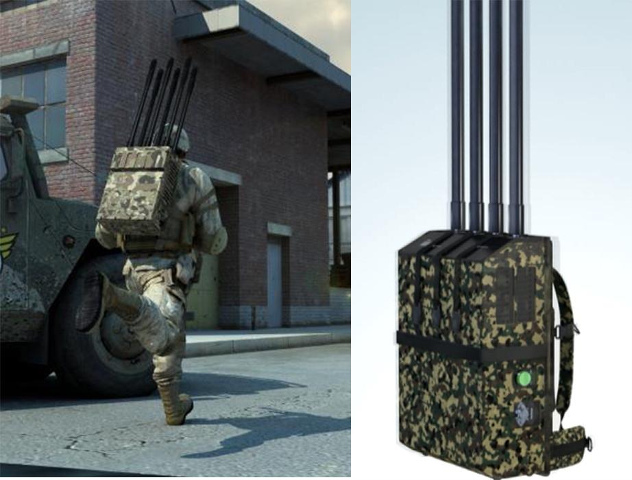 背肩式反制设备SKYSEA-K10
