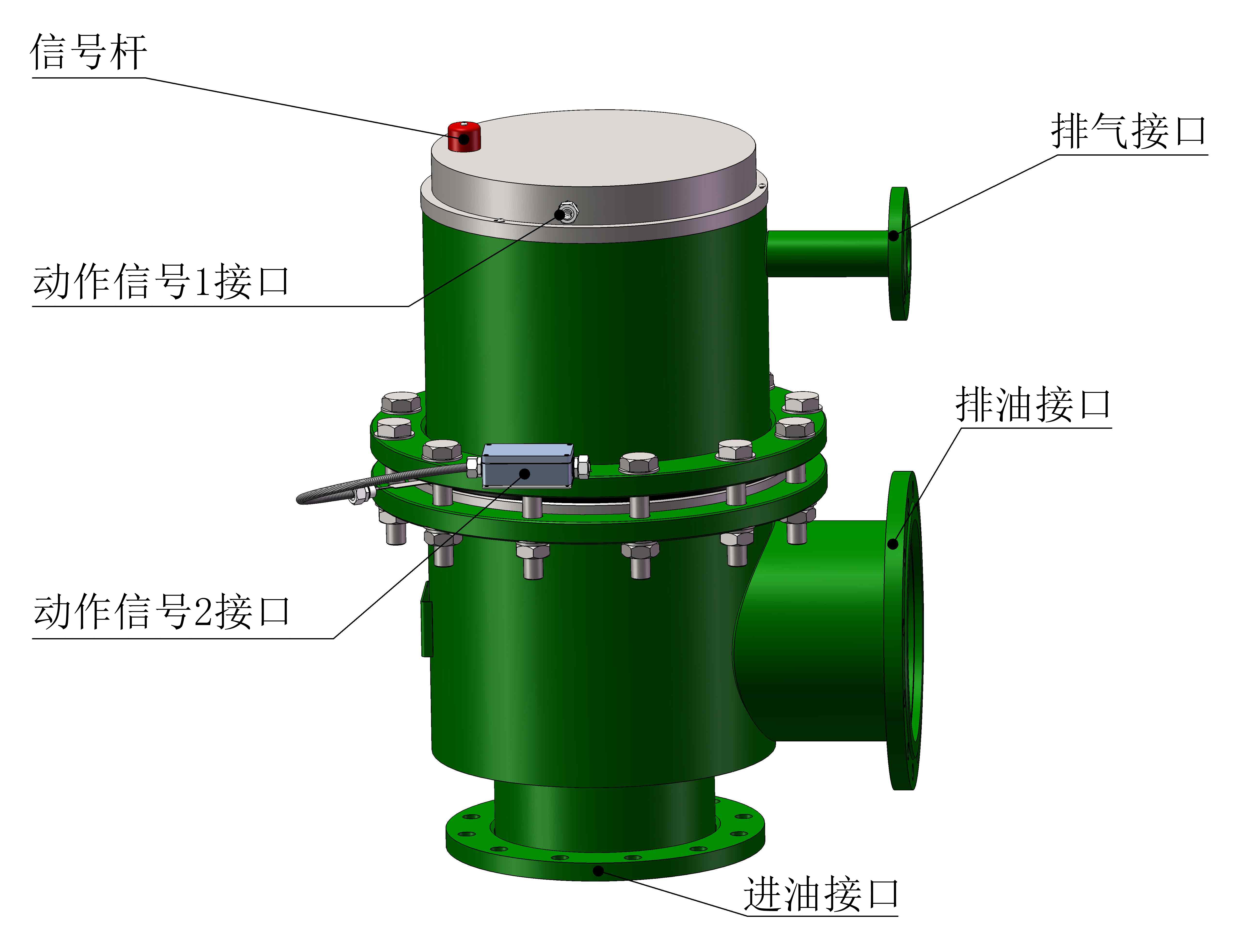 油浸变压器防爆灭火保护装置