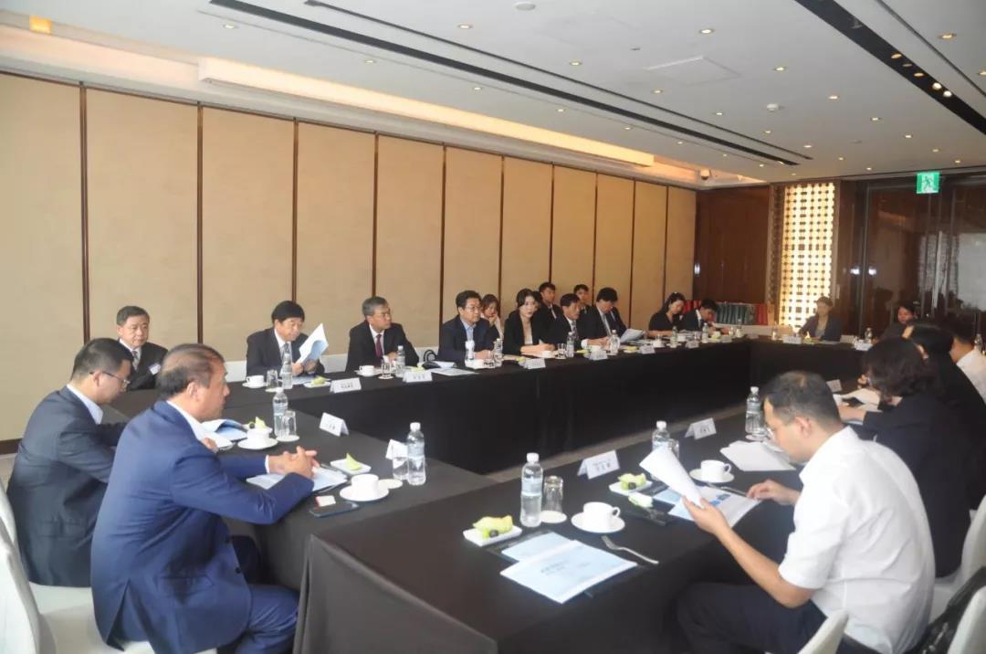 第八届中韩工商领袖合作论坛在韩国首尔成功举办