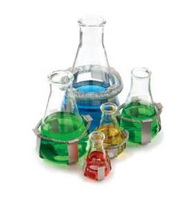 VWR®不锈钢烧瓶夹具