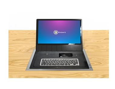 无纸化会议翻转终端机W50 / W50K(带键盘)