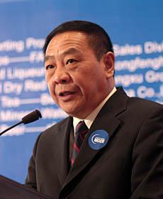 商务部副部长陈健