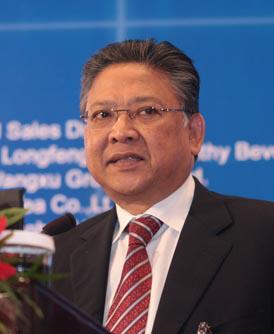 联合国贸发会秘书长、联合国副秘书长首席顾问Kobsak Chutikul