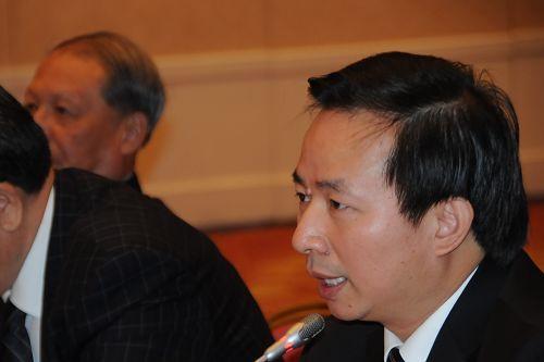 环保部副部长:毫不松懈地推进污染物减排