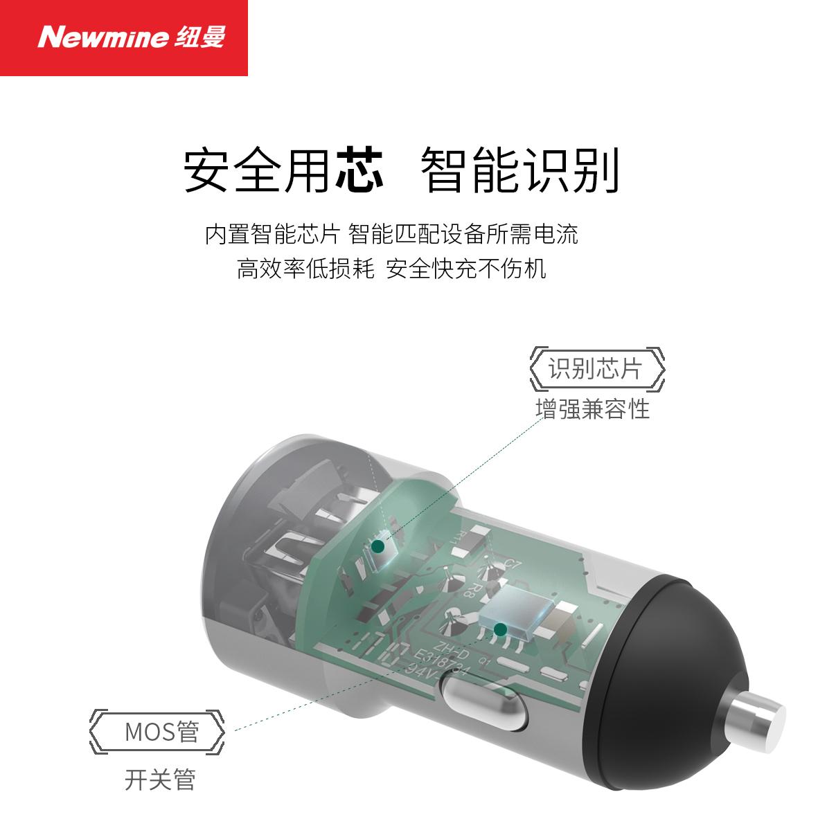 HC28 全金属双U 3A
