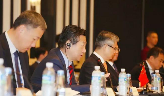 """第六届""""中韩工商领袖合作论坛""""在韩国济州岛成功举办"""