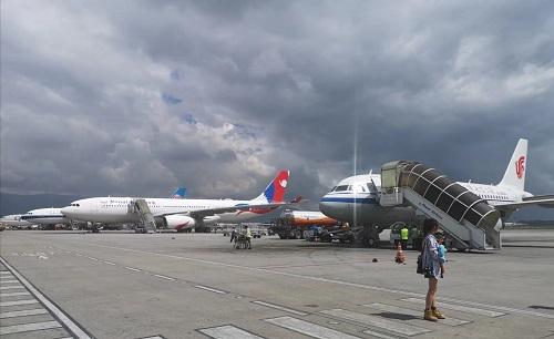 飞越喜马拉雅