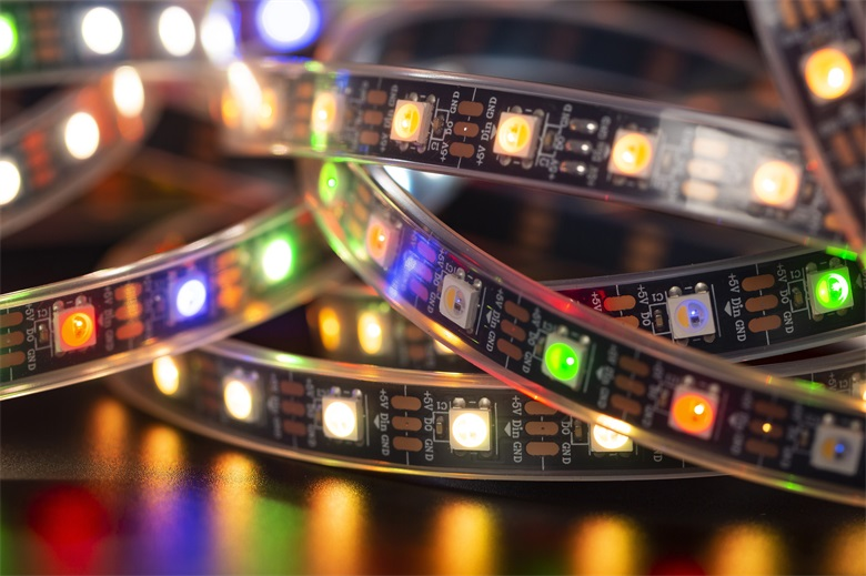 Sk6812rgb four in one LED light belt