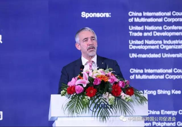 """西蒙   跨国公司要想对""""一带一路""""有所贡献,就要准确理解中国的长远发展规划"""