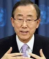 联合国秘书长潘基文致第九届国际跨国公司领袖圆桌会议的贺信
