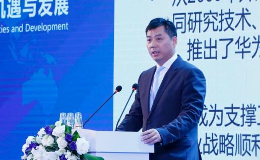蒋亚非:未来十年华为的研发费用将投入3100亿元