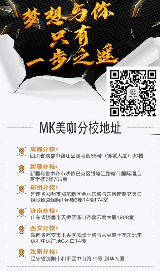mk美咖技术分享会