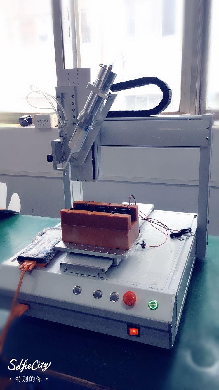 AB胶点胶机设备的工作原理与应用范围