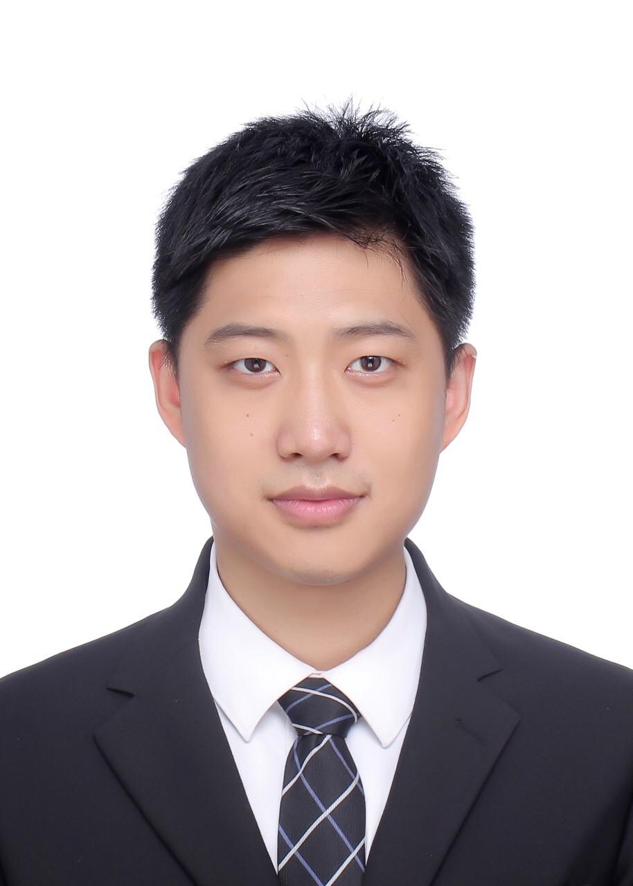 教学负责人 — 杨贺禹