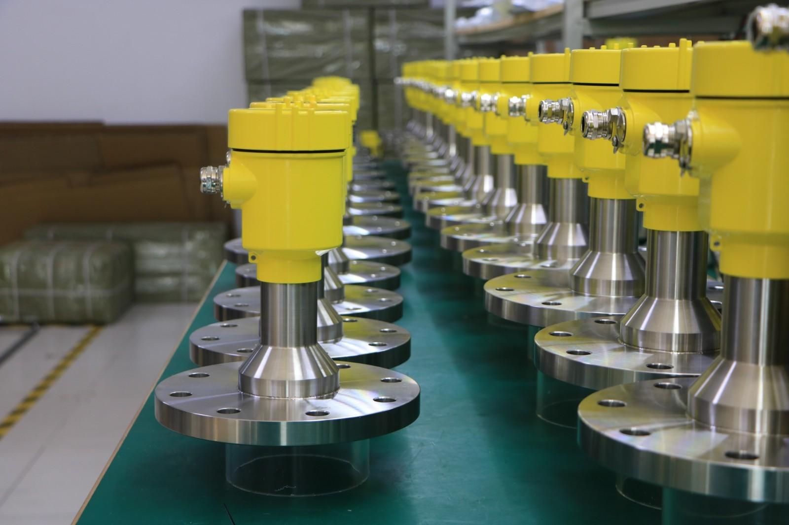 雷达液位计以自身的优点赢得各行业应用的重视