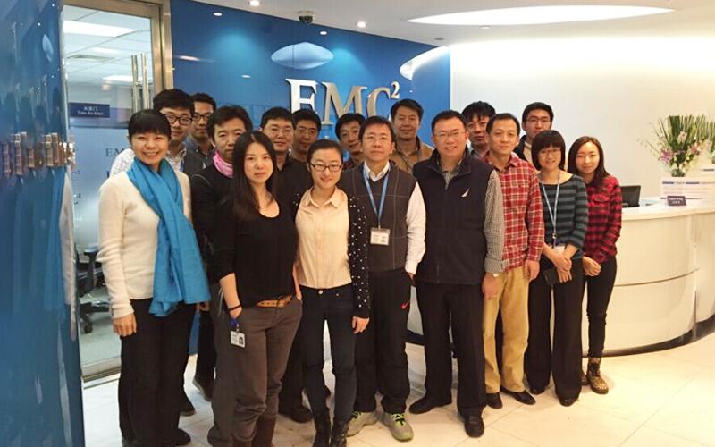 EMC2IT复杂大项目管理-北京站