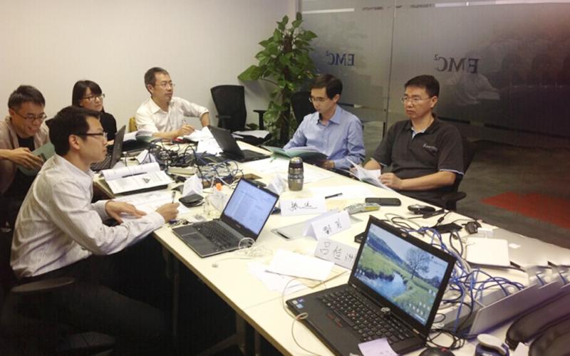 EMC2IT复杂大项目全景图