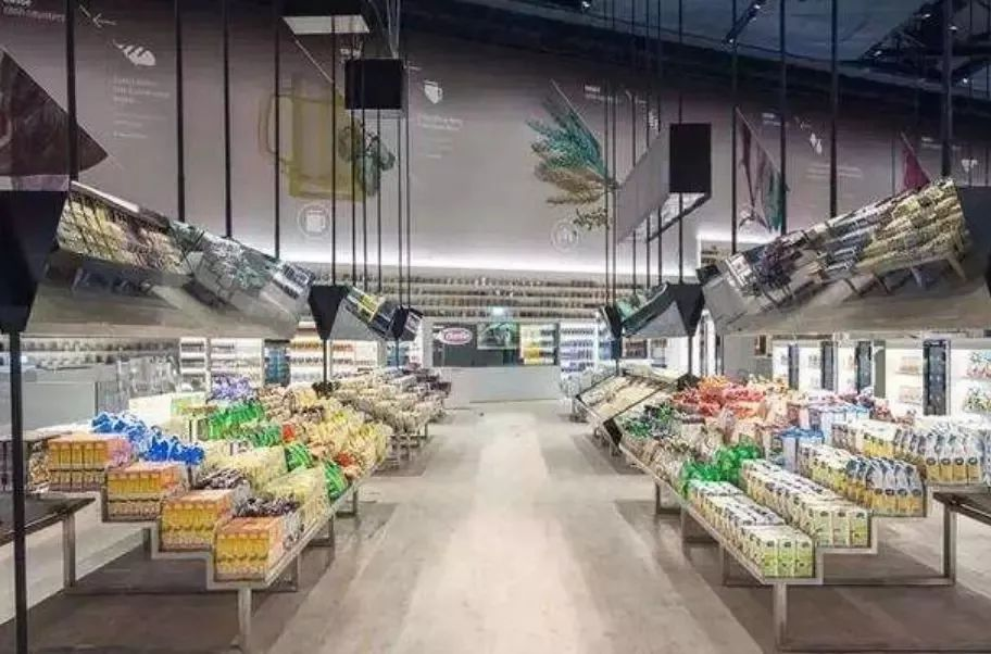 新零售深度报告:洞悉国内外巨头新零售布局