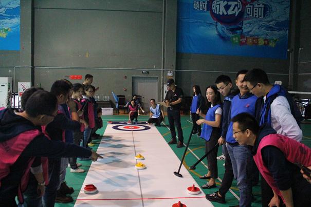 冰壶运动的项目规则和技巧介绍