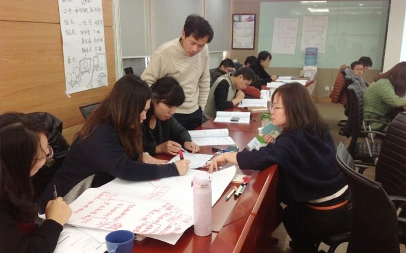Samsung 项目管理实战课程案例分析