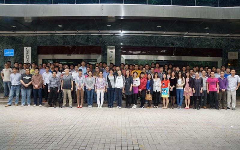 50期学员集体照