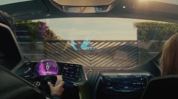 汽车与AR沉浸式的结合