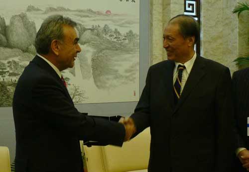 土耳其将以豪华阵容参展2010年上海世博会