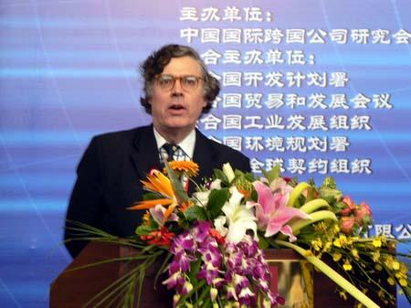 John Milligan-White:中国企业如何在全球化中生存